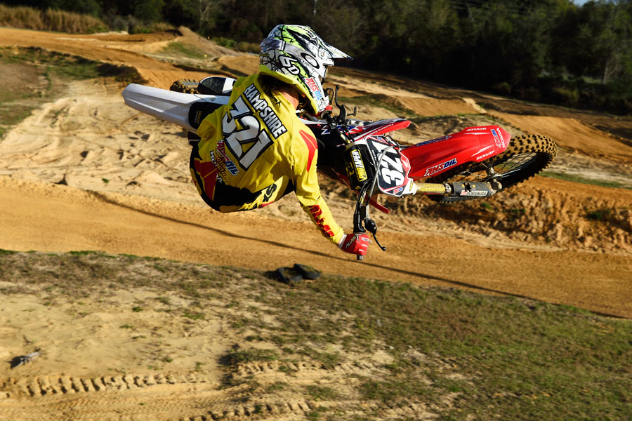 Nikon D4S Photo - Dirtbike Racer